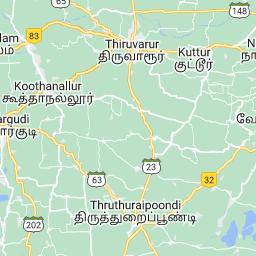 Theppa Kulam, Mannargudi  – Mannargudi, India