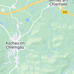 Chiemsee Karte.Ortsplan Bernau Am Chiemsee Gemeinde