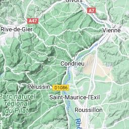 Circuit Vélo Dans Les Monts Du Lyonnais Depuis Feurs